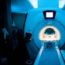 Wide bore MRI