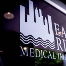 Picture of an East River Medical Imaging Logo