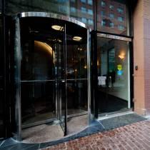 523 office door