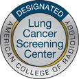 ACR lung cancer screening seal